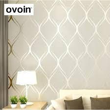 beige weiß grau luxus moderne tapete für schlafzimmer wände abdeckt wohnzimmer tapeten rolle geometrische wand papier wohnkultur
