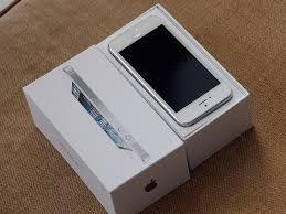 Cheap Apple iPhone 5 32GB White Smartphone Factory Unlocked