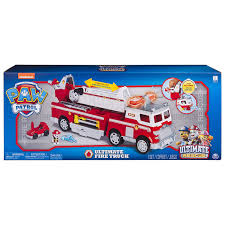 100 Fire Truck Games Free Amazoncom PAW Patrol Ultimate Rescue With Extendable