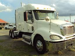 USED 2007 FREIGHTLINER COLUMBIA TANDEM AXLE SLEEPER FOR SALE IN DE #1310