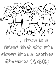 Proverbs 1824b Coloring Page