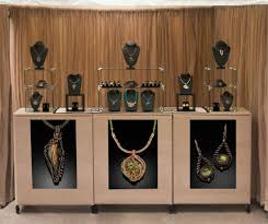 Creative Habits Artisan Jewelry Display Booth