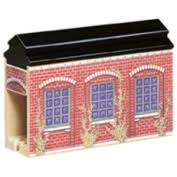 wooden thomas engine shed toys buy online from fishpond co nz
