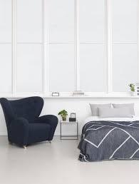 minimalistische schlafzimmer ideen in schwarz weiß