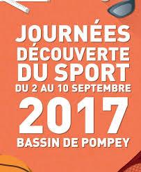 salle de sport pompey journées sportives du 9 et 10 septembre omnisports frouard pompey