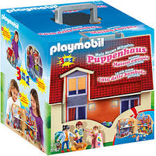 playmobil dollhouse neues mitnehm puppenhaus 5167