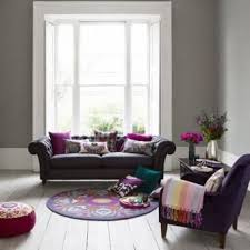 Grey And Purple Living Room Furniture by 25 Best Purple And Grey Living Room Ideas Images On Pinterest