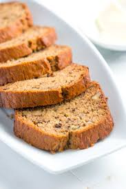Healthy Maine Pumpkin Bread by Easy Homemade Banana Bread Recipe