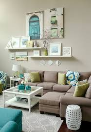 Teal Living Room Walls by Southern Newlywed At Home With Katelyn James Wall Canvas Teal