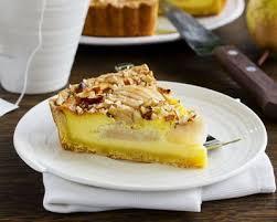 recette avec ricotta dessert recette tarte aux poires à la ricotta facile rapide