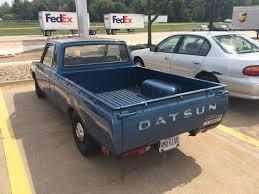 100 Datsun Truck Lot Shots Find Of The Week 620 Little Hustler