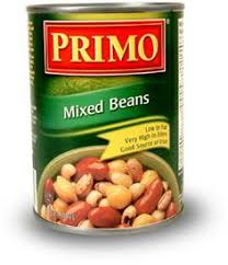 Primo Mixed Beans In A Pan On Medium Low Heat 3