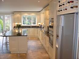 island style kitchen design best 25 galley kitchen island ideas on