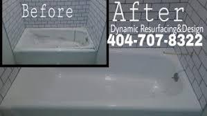 Bathtub Refinishing Atlanta Georgia by Dynamic Resurfacing Bathtub Refinishing Atlanta Ga Shower