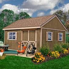 Everton 8 X 12 Wood Shed by Costco Everton 8 U0027 X 12 U0027 Wood Storage Shed Sheds Pinterest
