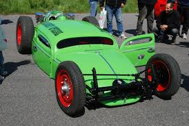 "VW Bug / Beetle ""The Woodruff Special"" Bug Run Extreme Low Rider ..."