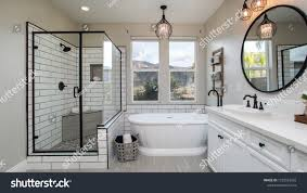 100 Modern Chic Bathroom Stock Photo Edit Now 1329525092