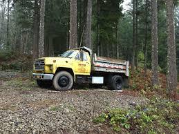 100 5 Yard Dump Truck Best 1989 Ford Not Running Needs Batteries For