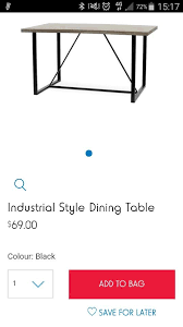 dining tables antique kmart dining table design big w side table