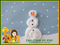 Step By Instructions For Our Easy Winter Crafts