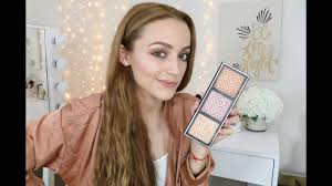 Makeup Geek X KathleenLights Highlighter Palette | Info & Swatches