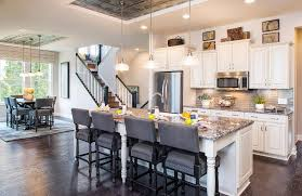 Drees Homes Floor Plans by Willowsford Aldie Va