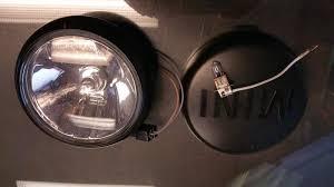 has anyone replaced the mini fog light bulb for a led