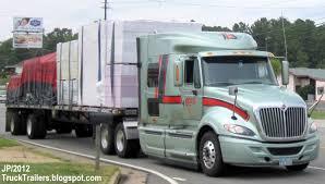 BOYD+BROS.+BIRMINGHAM+ALABAMA+INTERNATIONAL+Sleeper+Cab+Truck,+Flat+ ...