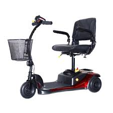 Dasher 3 GK83 Wheel Electric Mobility Scooter