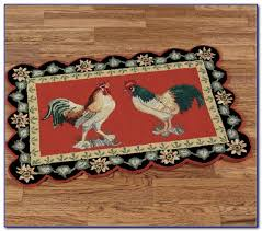 Amazon Rooster Kitchen Curtains by Large Rooster Kitchen Rugs Download Page U2013 Home Design Ideas