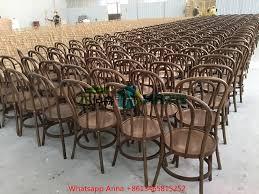 chaises thonet a vendre bois et résine de mariage événement thonet table chaise à vendre