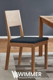 bequemer massivholzstuhl holzstühle stühle esszimmerstuhl