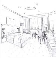 innenarchitektur schlafzimmer skizzen search