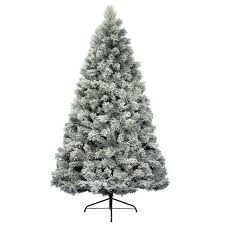 Christmas Tree 10ft by Everlands 10ft Snowy Vancouver Artificial Christmas Tree