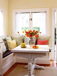 Tiny Kitchen Table Ideas by Built In Kitchen Table Ideas Dining Benches And Banquettes