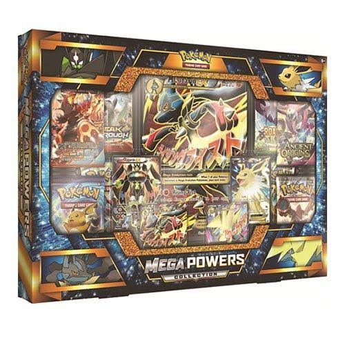 Pokemon Mega Powers Collection Box Set