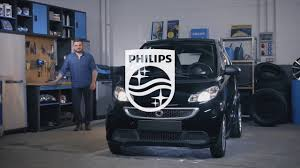 how to replace headlight bulbs on your smart fortwo philips
