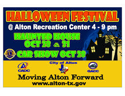 Halloween City Brownsville Tx by City Of Alton A City On The Grow