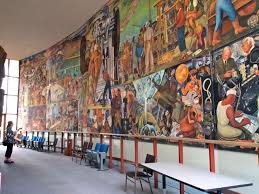 san francisco diego rivera murals diego rivera s murals in san francisco