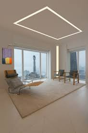 led for modern interior lighting and practical