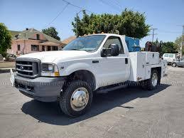 100 V10 Truck 2004 Ford F450 Welding