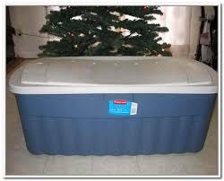 18 Christmas Tree Box Storage Rubbermaid Buy An Artificial