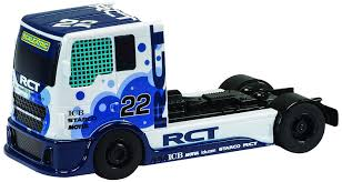 100 Blue Trucks Amazoncom Scalextric Team Racing Truck 22 132nd Scale Slot