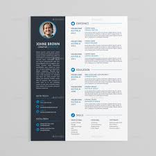 Graphic Resume Templates New 38 Pretty Resume Template For Teens
