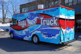 100 Fugu Truck The Food Is Coming ShrimpTempura