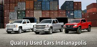 Used Cars Indianapolis | Blossom Chevy Dealership