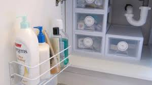 Under-Sink Storage Bathroom Organizer | HouseLogic Storage And ... Small Space Bathroom Storage Ideas Diy Network Blog Made Remade 41 Clever 20 9 That Cut The Clutter Overstockcom Organization The 36th Avenue 21 Genius Over Toilet For Extra Fniture Sink Shelf 5 Solutions For Your Rental Tips Forrent Hative 16 Epic Smart Will Impress You Homesthetics