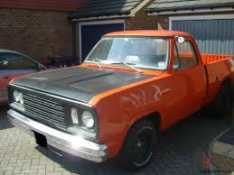 1971 DODGE PICKUP D100 400 (6.6) V8 ORANGE MOPAR Historic Trucks February 2012 Dodge Pickup 565px Image 4 1976 Dodge D10 Pickup For Sale 84301 Mcg D100 Wiring Schematic Diagram Services Sold Jeeps Volo Auto Museum 1969 Truck Images Cars Bangshiftcom Dodge On Ebay Is Perfection Wheels Hot Rod Network
