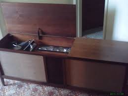 Magnavox Record Player Cabinet Astro Sonic by 1965 Philco Record Player Am Fm Radio With Speaker Extension