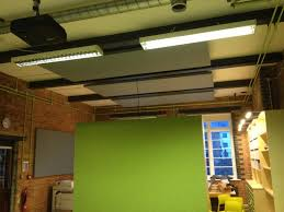 Tectum Concealed Corridor Ceiling Panels by 16 Best Acoustic Panels Fabric Look Images On Pinterest